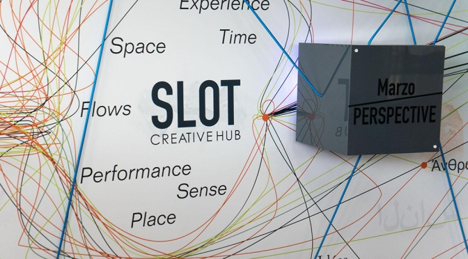 SLOT – CREATIVE HUB: a new creative dimension for airports. Beyond Tourism, exploring Traveling 3.0