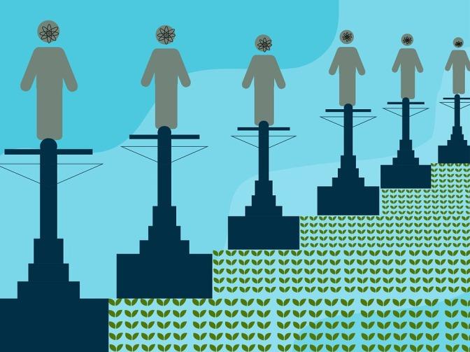 The essence of smart specialization: local economies as computational platforms (review essay)
